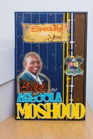 Cooperate Birthday Card (18 x 11' inches) - Price: N5000