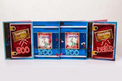 Handmade Valentine Greeting Cards