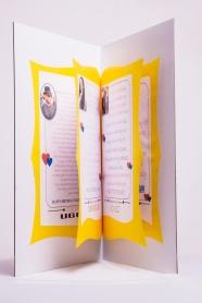 Card Inner Design with wording |DottyDot Crafts