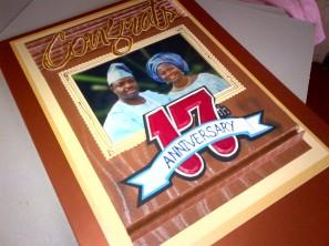 Anniversary Greeting Card | DottyDot Crafts