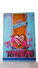 Birthday Card with Heart | DottyDot Crafts